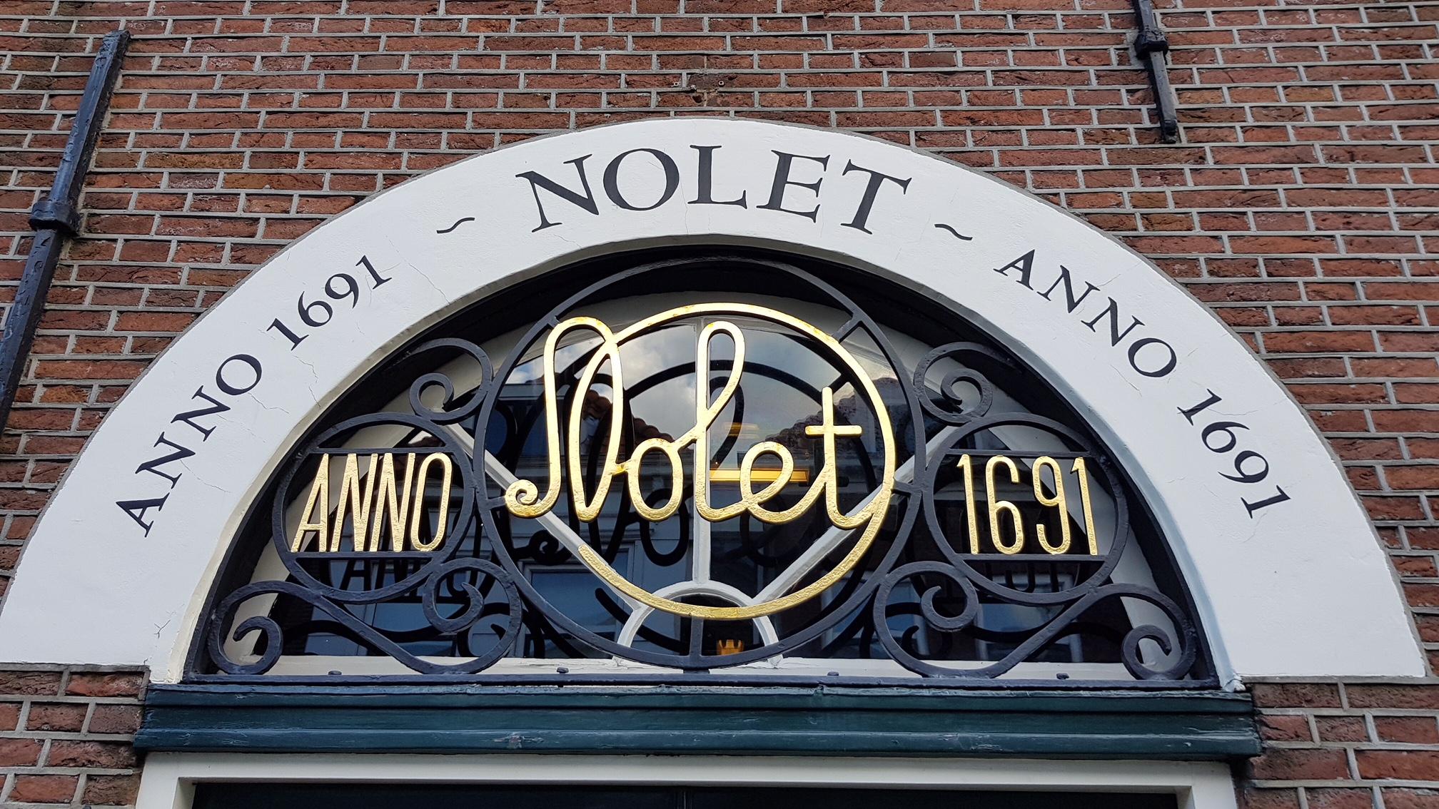 Hoe Nolet met een goed verhaal de wereld veroverde